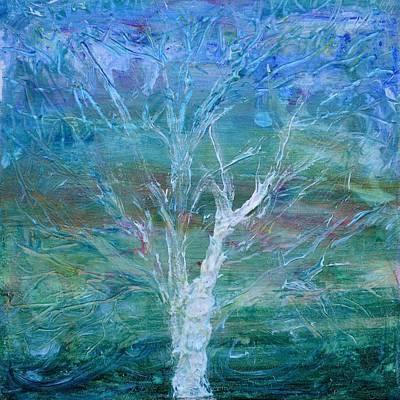 Painting - Apparition by Regina Valluzzi
