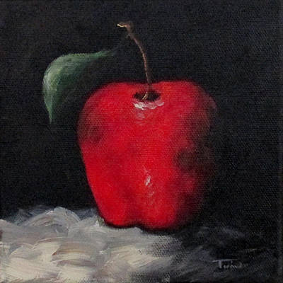 Painting - Apple 03 by Torrie Smiley