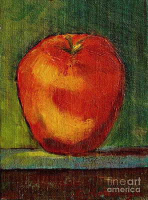 Apple Original by Cindy Roesinger