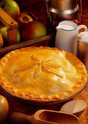 Apple Pie Art Print by The Irish Image Collection