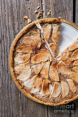 Photograph - Apple Tart by Viktor Pravdica