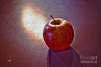 Photograph - Apples Away by Crystal Harman