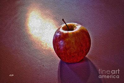 Photograph - Apples Away by Crystal Harman