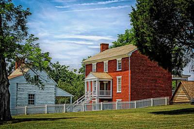 Appomattox Courthouse - Virginia Art Print