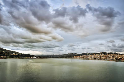 Photograph - Approaching Argostoli by Maria Coulson