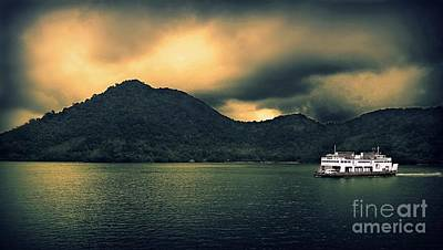 Photograph - Approaching Storm by Ian Gledhill