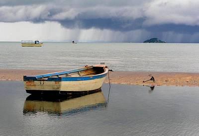 Photograph - Approaching Storm by Robert Watson