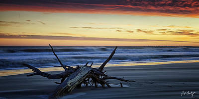 Beaufort County Photograph - Approaching Tide by Phill Doherty