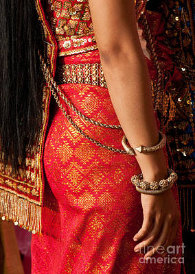 Photograph - Apsara Dancer 02 by Rick Piper Photography