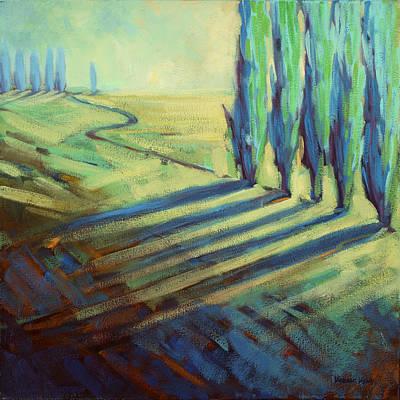 Painting - Aqua by Konnie Kim