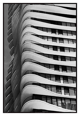 Studio Gang Photograph - Aqua Tower - 07.25.13_280 by Paul Hasara