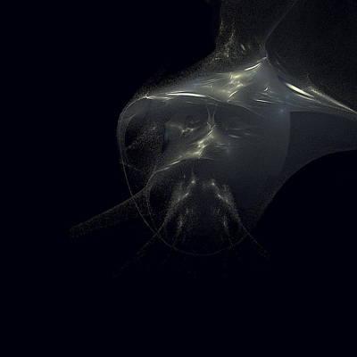 Sign Of Zodiac Digital Art - Aquarius by Viktor Savchenko