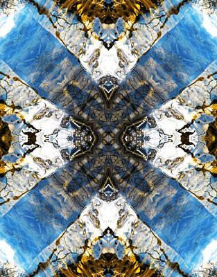 Photograph - Aquatic Lace 4 by Shawna Rowe