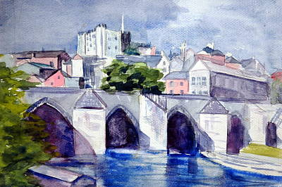Painting - Aqueducts  by Jolyn Kuhn