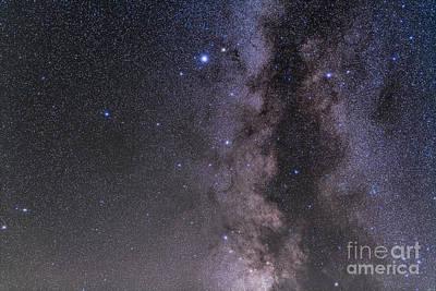 Aquila Constellation Art Print by Alan Dyer