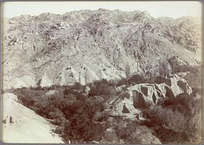 Stein Photograph - Ara-tam Shrines by British Library