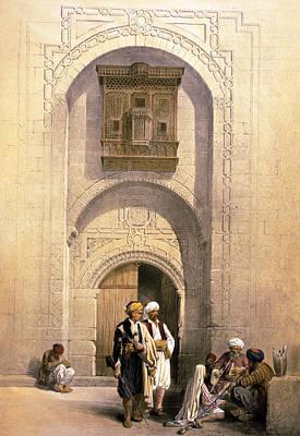 Photograph - Arabesque Cairo by Munir Alawi
