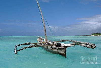 Photograph - Arabian Dhow by iPics Photography