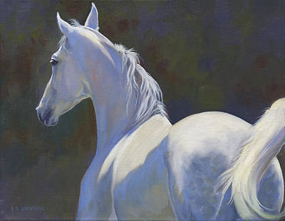 Painting - Arabian Light by Alecia Underhill