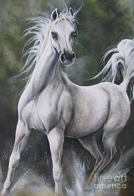 Arabian Night  Original by Nonie Wideman