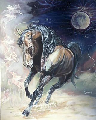 Arabian Nights Original by Rayna DeHoog