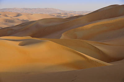 Photograph - Arabian Sands by Michele Burgess
