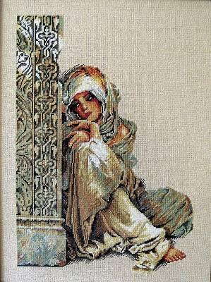 Arabian Woman Original