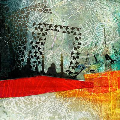 Arabic Motif 3 Original