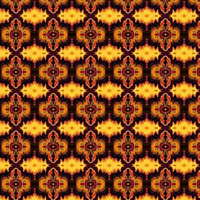 Digital Art - Arabic Pattern by Lilia D