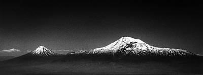 Ararat Mountain Art Print by Hayk Shalunts