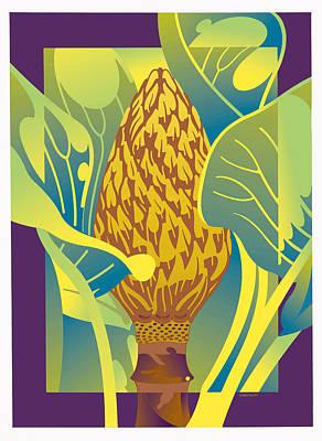 Arboreal Art Print