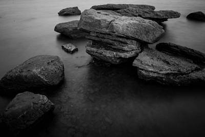 Photograph - Arcadia Rocks by Nathan Hillis