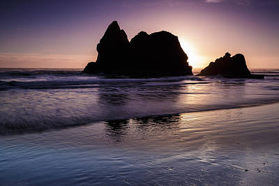 Photograph - Arcadia Silhouette by Rick Berk