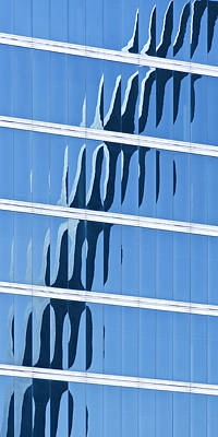 Photograph - Arch Abstraction by Garry McMichael