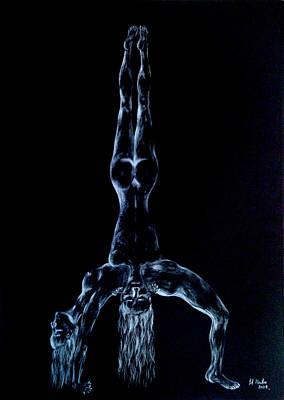 Drawing - Arch. by Kenneth Clarke