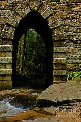 Photograph - Arch Of Poinsett Bridge by Sandra Clark