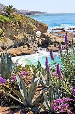 Arch Rock Laguna Art Print