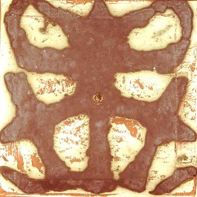 Ceramic Mixed Media - Archaic- 2003 by Jeremy Johnson