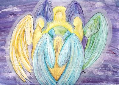Archangels Art Print