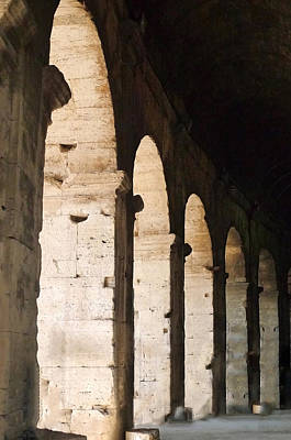 Photograph - Arches 2 by Herb Paynter