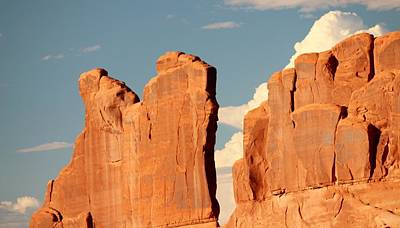Mountain Photograph - Arches National Park 8 by Nelson Skinner