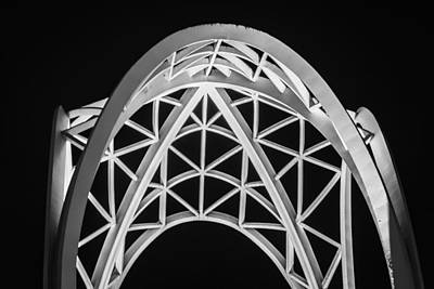 Photograph - Arches And Angles 2 by Melinda Ledsome