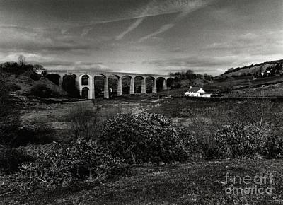 Devon Mixed Media - Arches  by Gary Bridger