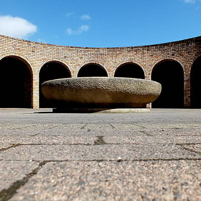 Photograph - Arches by Guy Pettingell