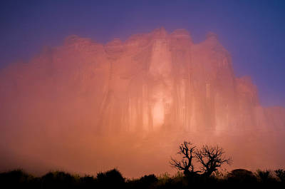 Royalty-Free and Rights-Managed Images - Arches Morning Fog by Darren White