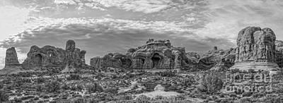 Arches National Park Bw Original