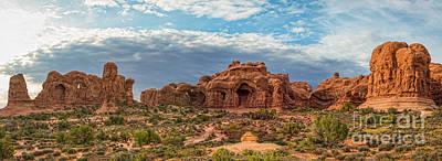 Arches National Park Pano Original