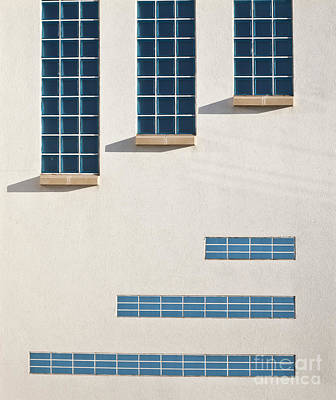 Photograph - Architectural Abstract by Liz Leyden