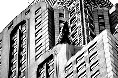 Photograph - Architectural Deco by John Schneider
