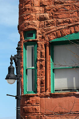 Photograph - Architectural Detail 10 by Mary Bedy